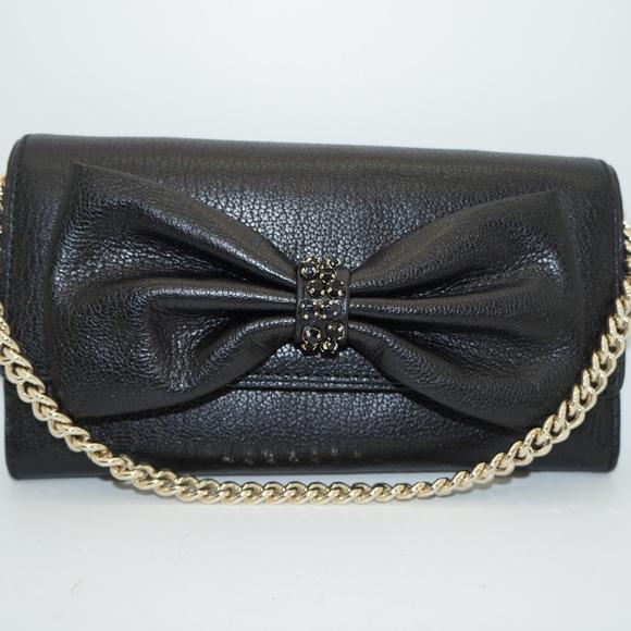 2eef4165a55 kate spade Bags | Milou Bow Clutch Wallet | Poshmark
